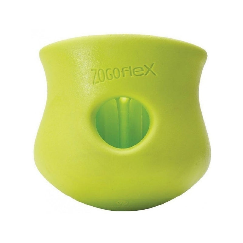 Toppl Treat Toy, Color Green, Large