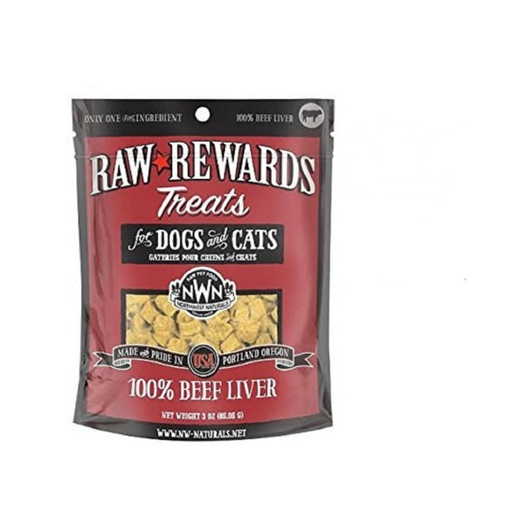 Freeze Dried Beef Liver Treats, 3oz