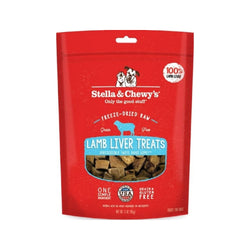 Treats - Freeze Dried Lamb Liver, 3oz