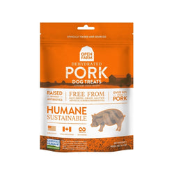 Dehydrated Pork Treats, 4.5oz