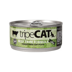 Feline Canned Beef Tripe Formula Weight : 156g