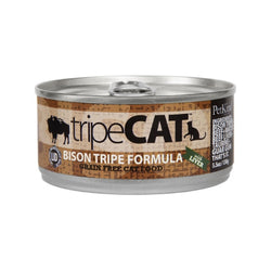 Feline Canned Bison Tripe Formula Weight : 156g