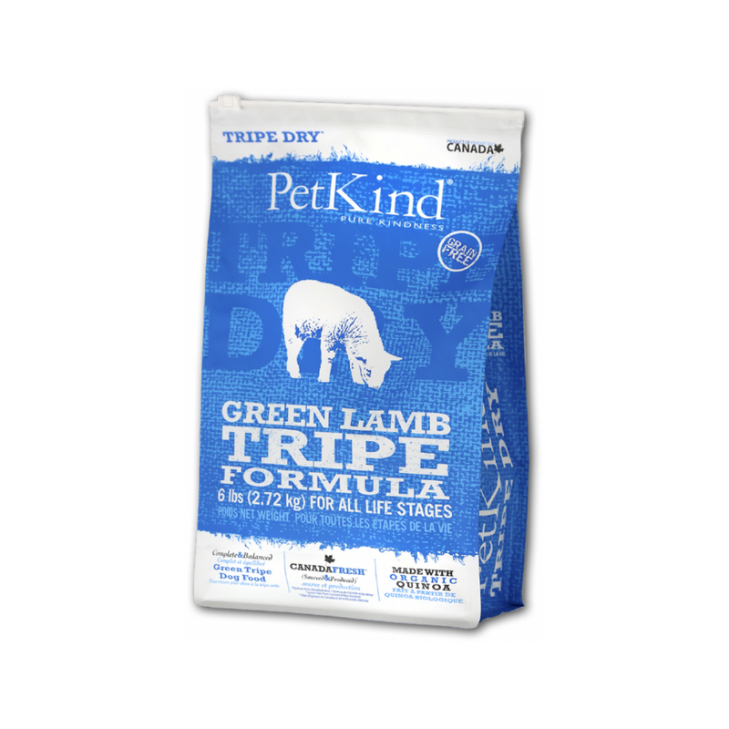Green Lamb Tripe Formula Weight : 6lb