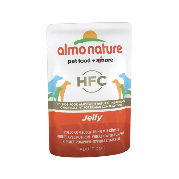 Tuna & Carrot Jelly Pouch for Dogs, 70g