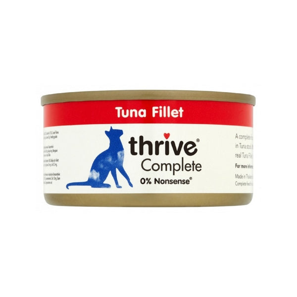 Complete Tuna Fillet, 75g