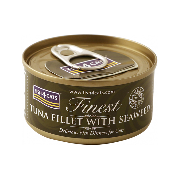 Tuna with Seaweed Dinners Box, 10x70g