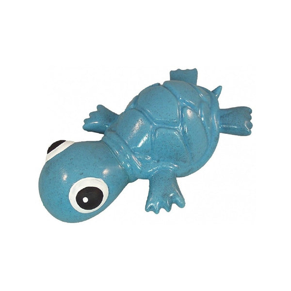 3-Play Turtle, Color Blue, Medium 7.5""