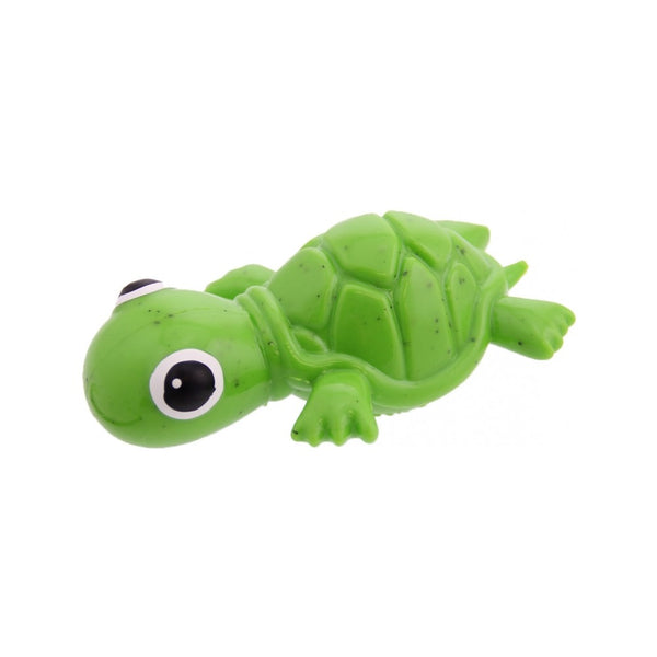 3-Play Turtle, Color Green, Small 4.5""