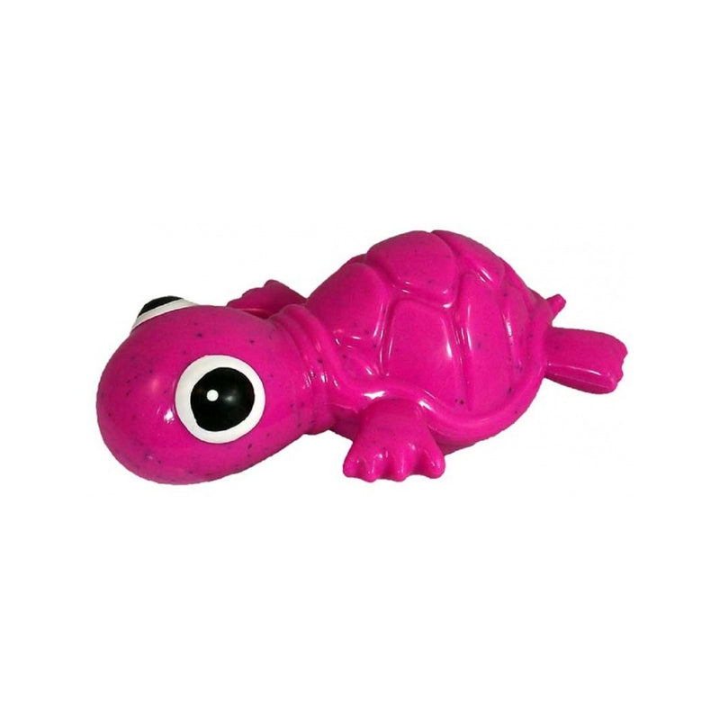 3-Play Turtle, Color Fuchsia Pink, Small 4.5""