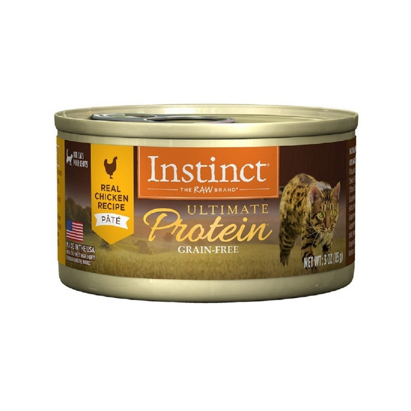 Feline Ultimate Protein Chicken Can, 3oz