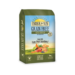Under The Sun Grain Free Chicken Weight : 25lb