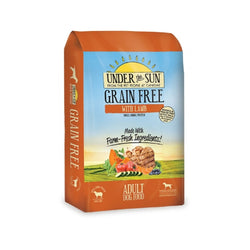 Under The Sun Grain Free Lamb Weight : 4lb