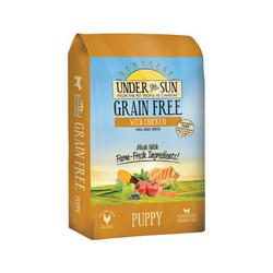 Under The Sun Grain Free Puppy Chicken Weight : 25lb