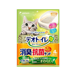 Anti-Bacterial Last for a Month Cat Litter Volume, 4L