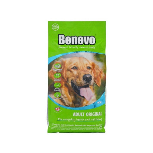 Vegan Original Adult Dog Food, 15kg