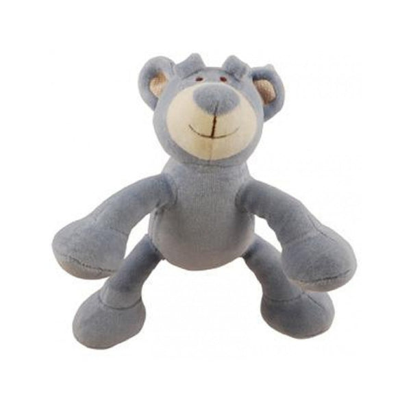 Wally Bear Blue Petite, 6""