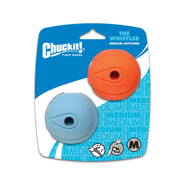 Whistler Ball Med - Canine Hardware Chuck It