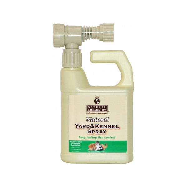 Natural Yard & Kennel Spray Weight : 32oz