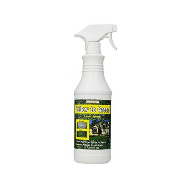 Yellow to Green Lawn Spray Weight : 32oz