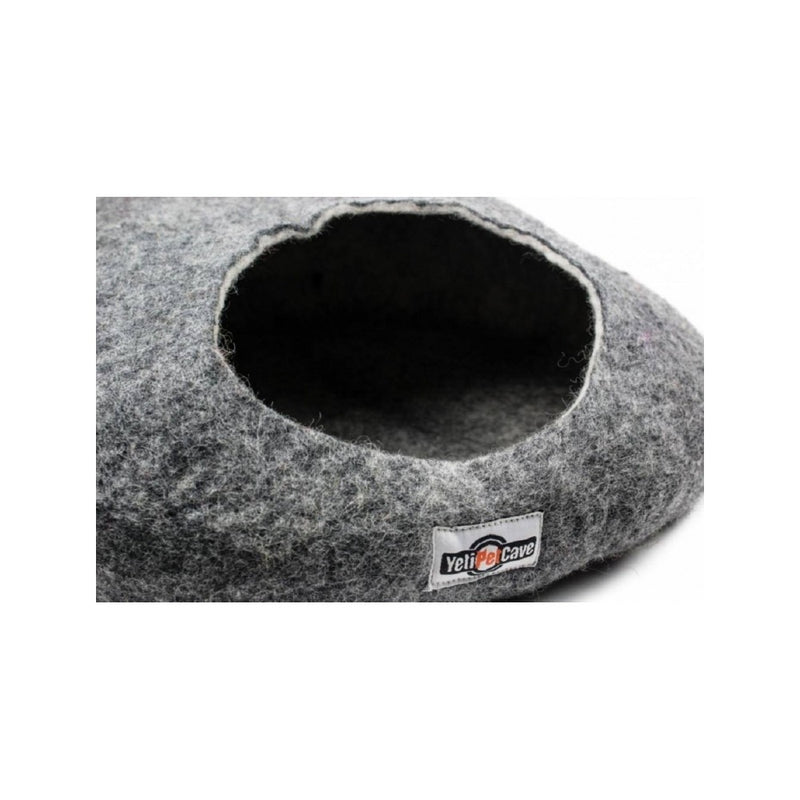 Yeti Wool Cat Cave, Color: Gray