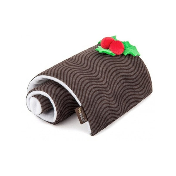 Yule Log Plush Toy