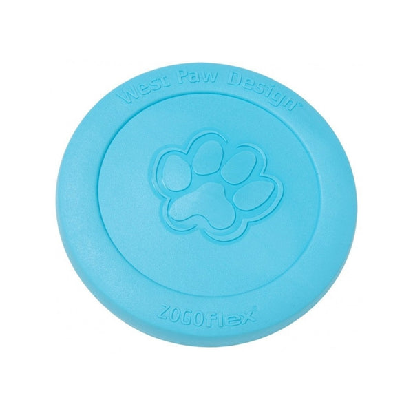 Zisc Flying Disc, Color Blue, Small 6.5""