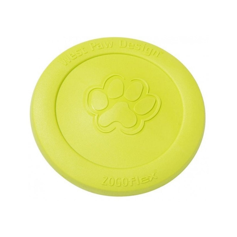 Zisc Flying Disc, Color Green, Small 6.5""
