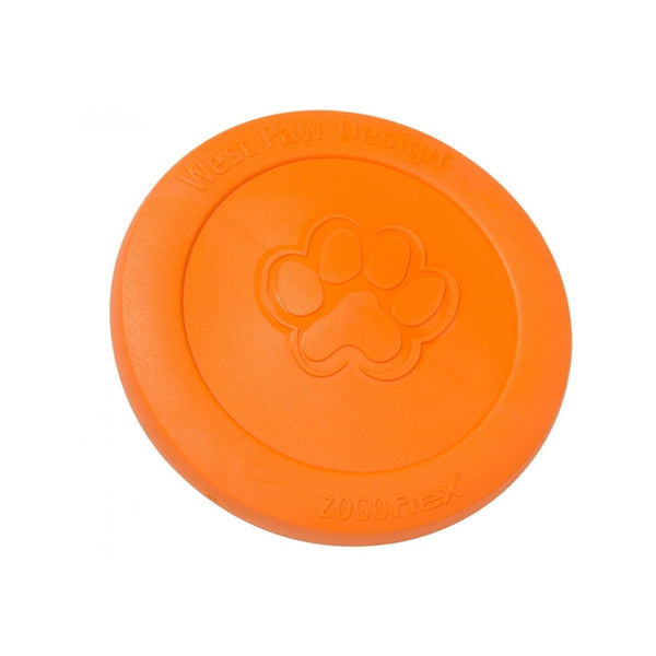 Zisc Flying Disc, Color Orange, Small 6.5""