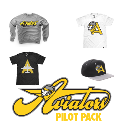 Aviator Pilot Pack