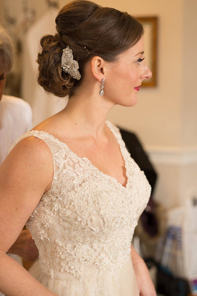 Bridal Hair Style Ideas