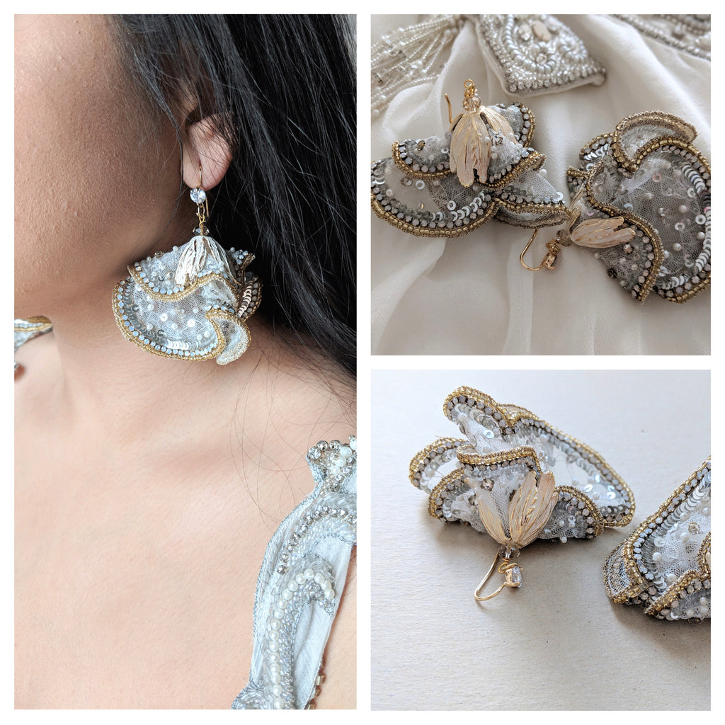 Statement Bridal Earring