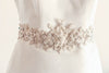 Bridal sash - Fall Leaves