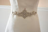 wedding dress belt  loretta