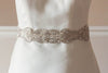 art deco wedding set bridal belt