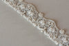 Bridal sash - Rufina 18 inches