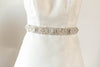 Bridal sash - Basilica 25 inches