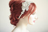 Bridal headband tiara
