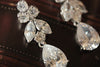 Bridal jewelry - earrings Viva (ready to ship)