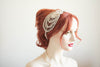 Bridal headpiece - Paniz