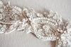 Bridal headpiece - Roza v2