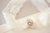 Bridal garter set - Lilly