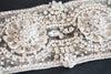Bridal sash Mi - 18 inches
