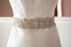 MillieIcaro wedding dress sashes - parl