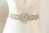 Bridal sash - Bernini 18 inches