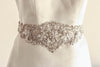 Wide Bridal Belt Sash