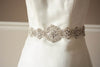 Bridal sash - Viva Focal 18 inches