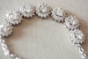 Bridal jewelry - Fiorella bracelet (ready to ship)