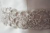 Bridal sash Felur 28 to 29 inches