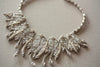 Bridal jewelry - necklace Noemi
