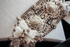 Bridal garter set - Mi Antique
